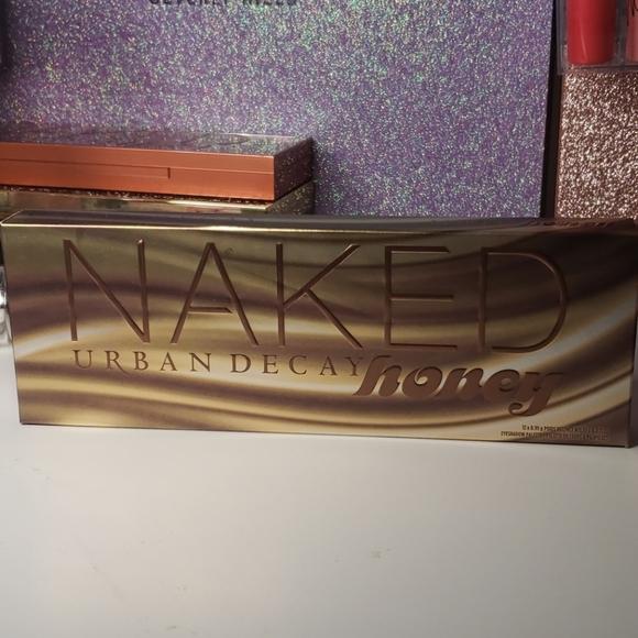 BNIB Naked Honey